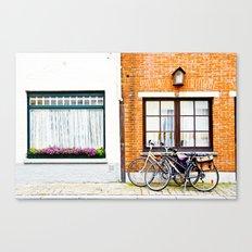 bike Canvas Print