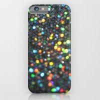 Sparkles: Paint Daubs iPhone 6 Slim Case