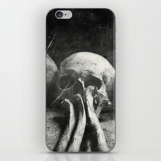 Once Were Warriors IV. iPhone & iPod Skin