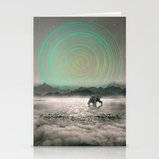 Spinning Out Of Nothingn… Stationery Cards