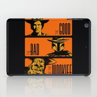 The Good, The Bad And Th… iPad Case