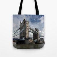 Tower Bridge, London Tote Bag
