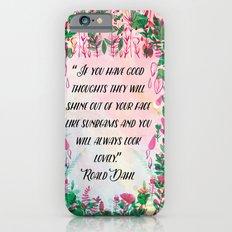 Roald Dahl iPhone 6s Slim Case