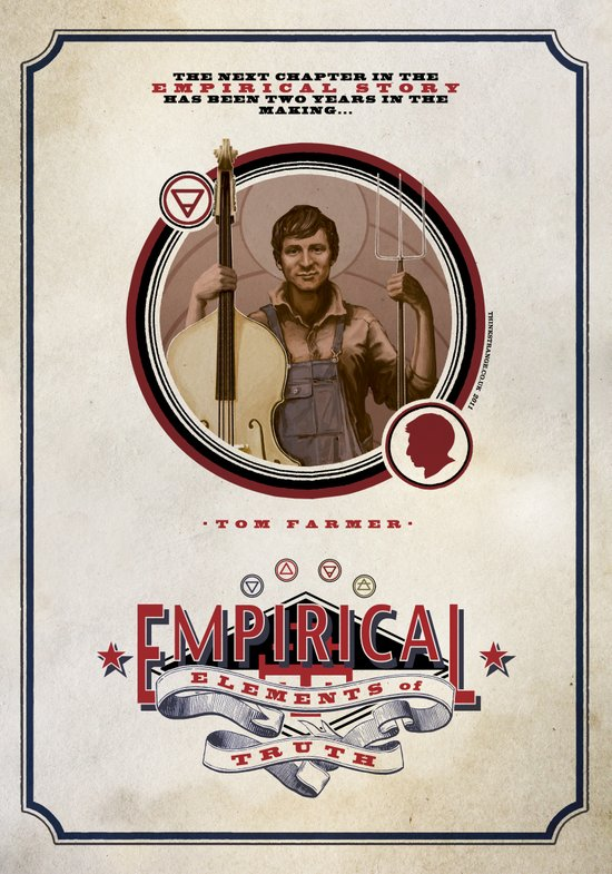 Empirical 'Elements of Truth' - Tom Farmer Art Print