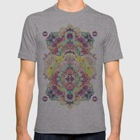 Opal With Phantoms  Mens Fitted Tee Athletic Grey SMALL