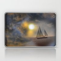 Sailing To Heaven Laptop & iPad Skin