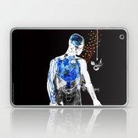 love and gravity version 34218 Laptop & iPad Skin