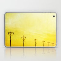 Coney Island Boardwalk Laptop & iPad Skin