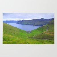 Faroe Islands Rug