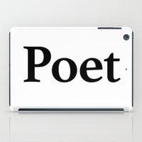 Poet iPad Case