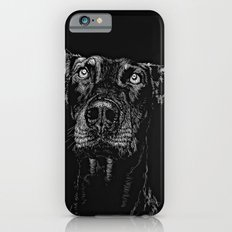 The Curious Expressions of Dogs iPhone 6 Slim Case