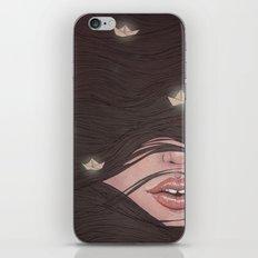 Hush iPhone & iPod Skin