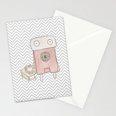 Superheros Stationery Cards
