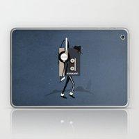 Moonwalkman Laptop & iPad Skin