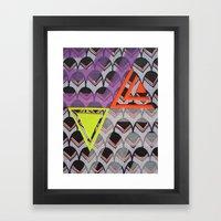 SUNCHOKE #1 Framed Art Print
