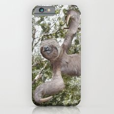 The Sloth ~ A Real Tree Hugger iPhone 6s Slim Case