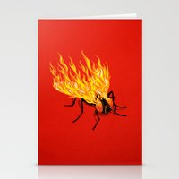 The Firefly Stationery Cards