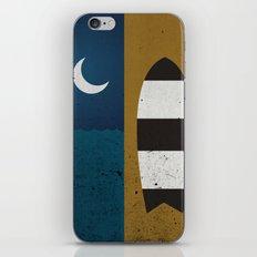 Board & Moon iPhone & iPod Skin