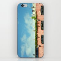 all covered in vines iPhone & iPod Skin
