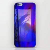 in search of peace iPhone & iPod Skin