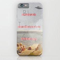 Blue Turning Grey | Collage Slim Case iPhone 6s