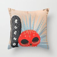 Don't You Miss Mexico? Throw Pillow