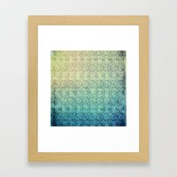 Every Other Day Framed Art Print
