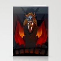 il Diavolo Stationery Cards