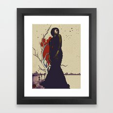 Dreaming of Revelry v.2  Framed Art Print