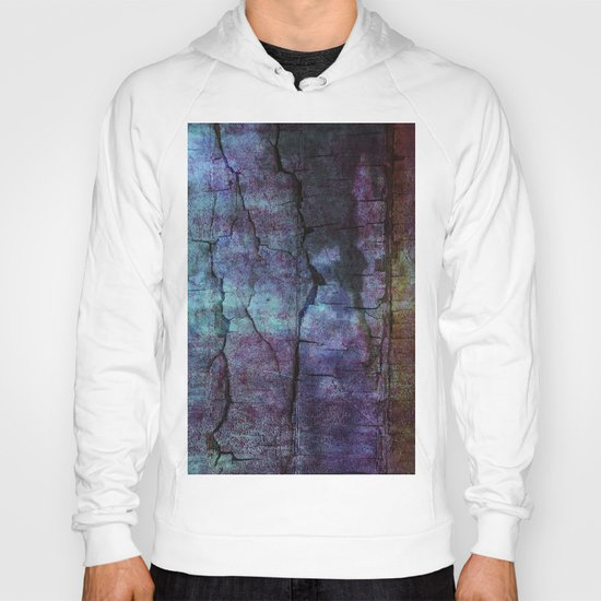 cracked Earth Hoody