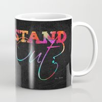 Why Fit In When You Were… Mug