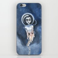 Lost out of the dream iPhone & iPod Skin