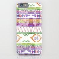 Watercolour Quilt #2 iPhone 6 Slim Case