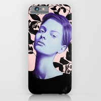 iPhone & iPod Case featuring HIDING PLACE by Amanda Mocci