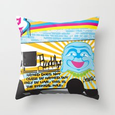 Love All Throw Pillow