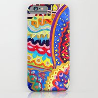 iPhone & iPod Case featuring Watercolor Painting by Clara Ungaretti