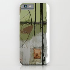 old antique fan iPhone 6 Slim Case