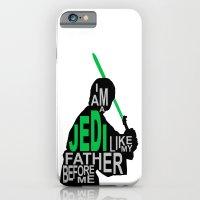 I Am A Jedi iPhone 6 Slim Case