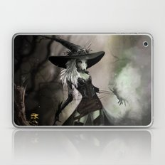 Witch Of Pendle Laptop & iPad Skin