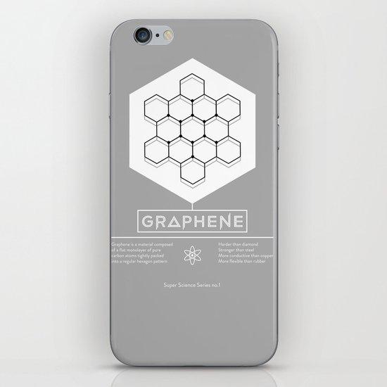 Graphene: Super Science Series No.1  iPhone & iPod Skin