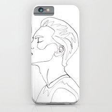 side portrait  iPhone 6s Slim Case