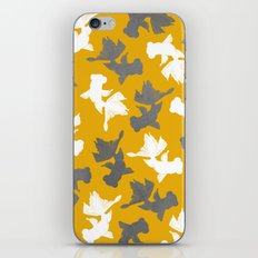 Goldfish Pattern iPhone & iPod Skin