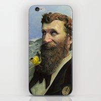 John Muir iPhone & iPod Skin