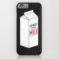 He Need Some Milk iPhone 6 Slim Case