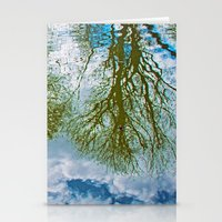 TREE-FLECTS Stationery Cards