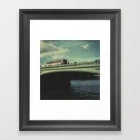 Westminster Bridge, Pola… Framed Art Print