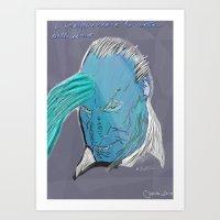 Norberto  Art Print