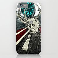 iPhone & iPod Case featuring The Craftsman by Thömas McMahon