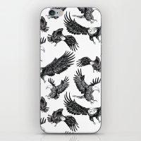 Eagles Pattern iPhone & iPod Skin