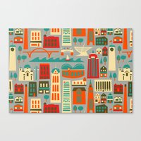 My Fair Milwaukee Canvas Print